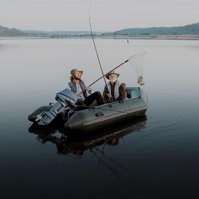 La petite pêche
