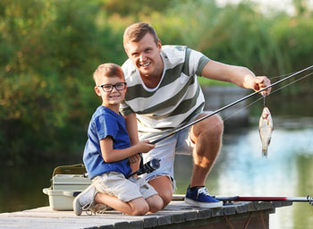 Retrouvez la passion de la pêche